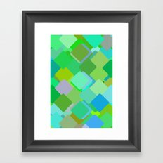 Colors#8 Framed Art Print