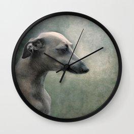 Pensive.... Wall Clock