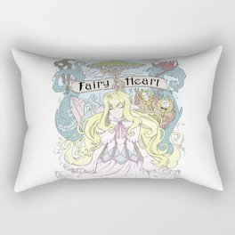 Mavis - The Fairy Heart Rectangular Pillow