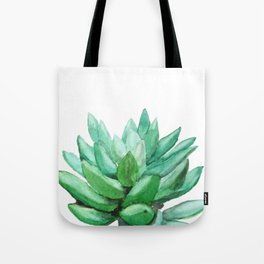 succulent echeveria Tote Bag