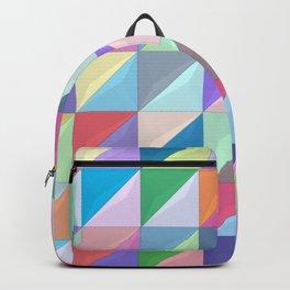 Geometric Shapes I Backpack