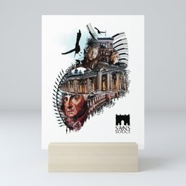Sanssouci - Without Worries Mini Art Print