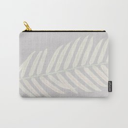 LEAF ON GRAY Carry-All Pouch