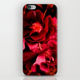 Seeing red iPhone Skin
