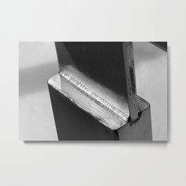 metal unmetal Metal Print