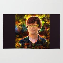 Hideo Kojima Rug