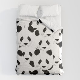 Panda pattern Comforters