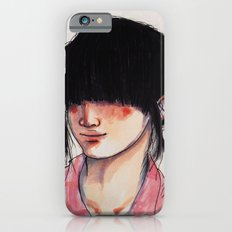 Girl with the Fringe Slim Case iPhone 6s
