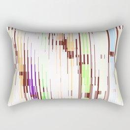 Dis joint ed Rectangular Pillow