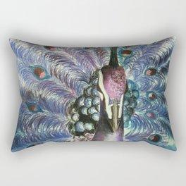 Violet Pride Rectangular Pillow