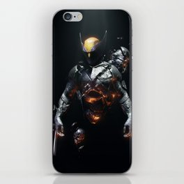 Logan Demons Dreaming iPhone Skin