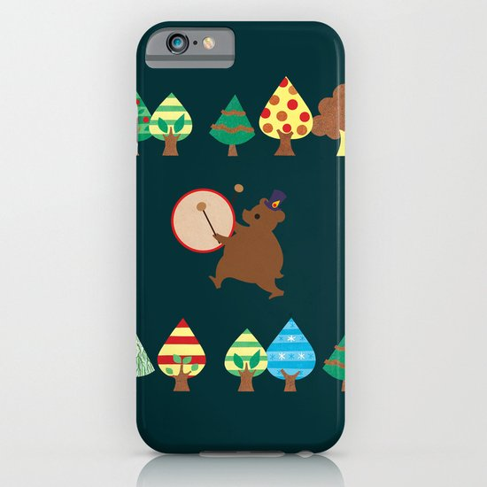 The Band In the Woods 2 iPhone & iPod Case