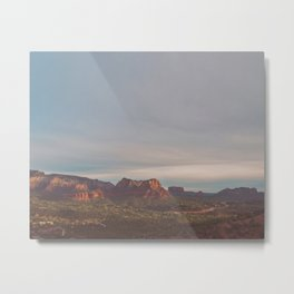 Sedona Arizona. Vortex No. 2 Metal Print