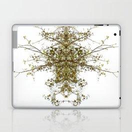 Mirrored Trees 6 Laptop & iPad Skin