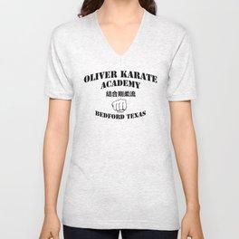 OKA - Shirt Logo Unisex V-Neck