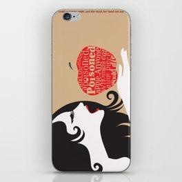 Snow White in Cheltenham iPhone Skin