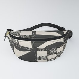 Tapa | Pacifica Patterns | Pacific Islands | Tribal Art | Fanny Pack