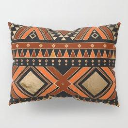 Aztec Ethnic Pattern Art N7 Pillow Sham