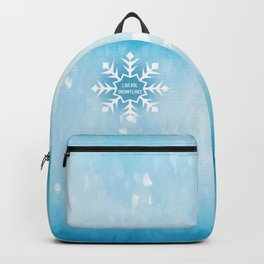 Liberal Snowflake Backpack