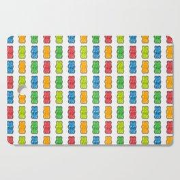 Rainbow Gummy Bears Cutting Board