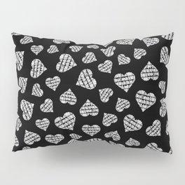 Book Lover Heart Pattern II Pillow Sham