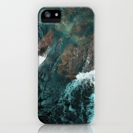Icelandic waters iPhone Case