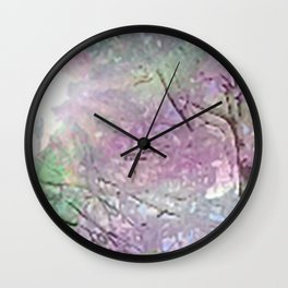 Snow Dog (for Philippa) Wall Clock