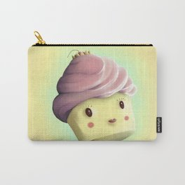 Princess Cupcake Carry-All Pouch