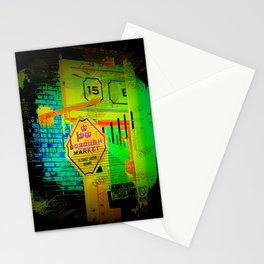 Borough Market  -  London, England Stationery Cards