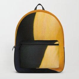 Yellow Tulip Flower, Wall Art Bedroom, Digital Art, Painting Backpack