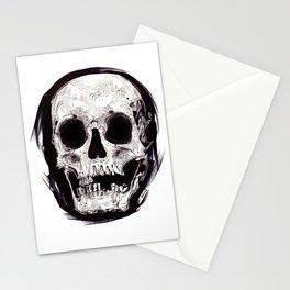 Skull Magic Stationery Cards