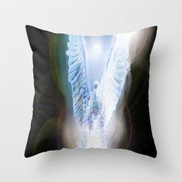 Star Bird Throw Pillow