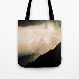 Alpes reality show Tote Bag