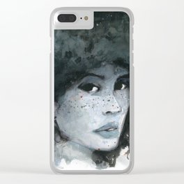 Infusion: Dismissal Clear iPhone Case