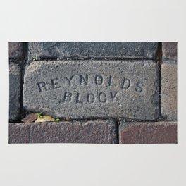 Reynolds Block I Rug