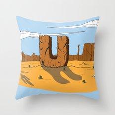 You Rock! Throw Pillow