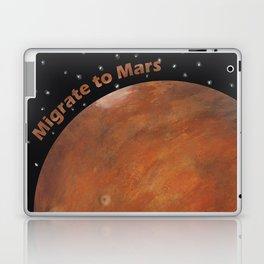 Migrate To Mars Laptop & iPad Skin