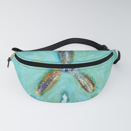 Sand Dollar Star Attraction Fanny Pack