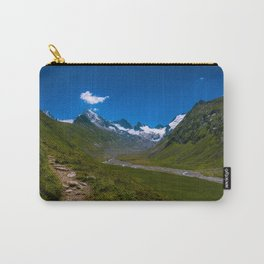 View of the glacier Carry-All Pouch