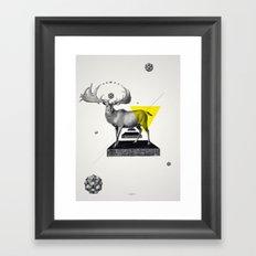 Archetypes Series: Dignity Framed Art Print
