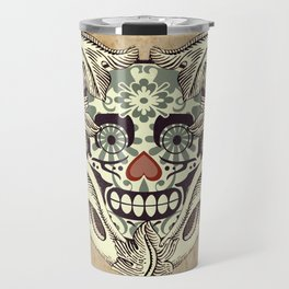 Crazy Heart Travel Mug