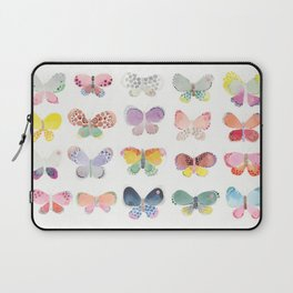 Painted butterflies Laptop Sleeve