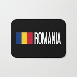 Romania: Romanian Flag & Romania Bath Mat