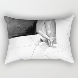 Geburtstag Rectangular Pillow
