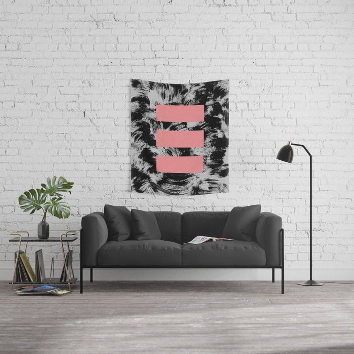 blocks #1 Wall Tapestry