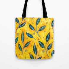 connected to nature Tote Bag