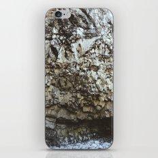 Of Caves & Sea iPhone & iPod Skin