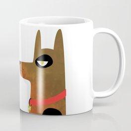 Pinscher Dog Coffee Mug