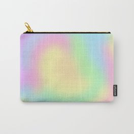 Soft Pastel Rainbow Gradient Design! Carry-All Pouch