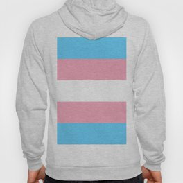 Transgender flags By Monica Helms Hoody